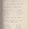 """""""3 ONE-ACT PLAYS"""" the second production  November 1936<br />   """"The Stepmother"""" by Arnold Bennett (Producer Harry Heyworth)<br />     """"The Man who wouldn't go to Heaven"""" by F.Sladen-Smith (Producer Mary Hyslop)<br />     """"X=O"""" byJohn Drinkwater (Producer Will Holden)<br /> <br />    There no photos of these productions."""