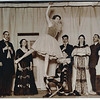 """YOU NEVER CAN TELL"" by G.Bernard Shaw<br />    the 7th production in January 1938<br />   This is the only photograph of this production."