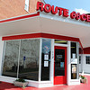 Globe/T. Rob Brown<br /> The Route 66 Center in Webb City.