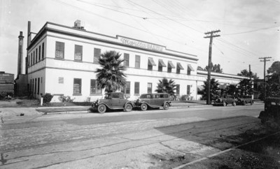 American Bakeries (Merita Bread) in 1933. Courtesy of the State Archives of Florida, Florida Memory, http://floridamemory.com/items/show/51353