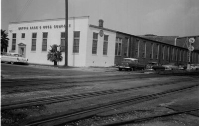 Huttig Sash and Door in 1957. Courtesy of the State Archives of Florida, Florida Memory, http://floridamemory.com/items/show/167231