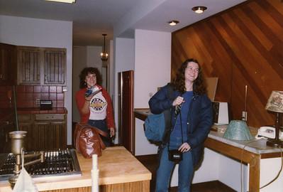 Lisa and Joanne