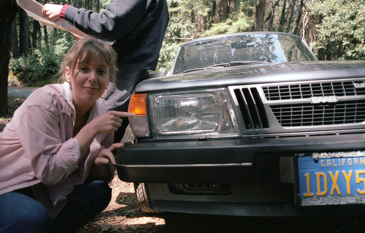"""Susan with """"Carl"""" (82 900T)"""