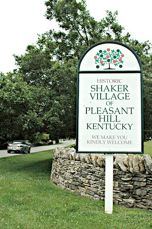 SHAKER VILLAGE OF PLEASANT HILL