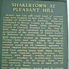 """The name """"Shaker"""" was given to the group because of the charismatic trembling or shaking in worship Services. The Shakers came to America in 1774, settling in New England."""