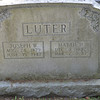 Cemetery has several Luter's and Gwaltney's graves.