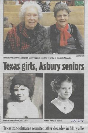 Reunion at Asbury