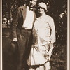 """18. Shown with Ma Barker inthis photograph is Arthur W. Dunlap, """"Ma's"""" close friend, when the Barkers lived in their hideout near Thayer, MO.  On April 26, 1932, the body of A.W. Dunlap was found at Lake Franstead, Minnesota; killed by Fred Barker and Alvin Karpis."""