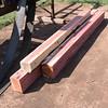 Cedar will be cut in blocks for cedar shakes.