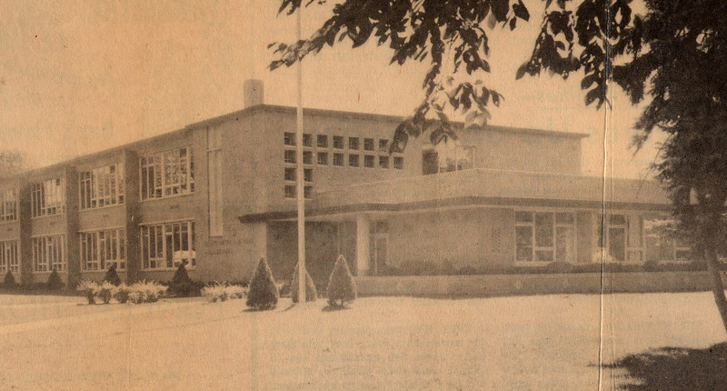 "Our ""New School"", 1956"