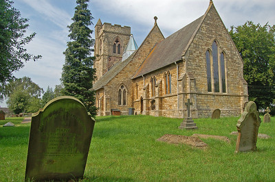ST. LAWRENCE'S CHURCH, SKELLINGTHORPE