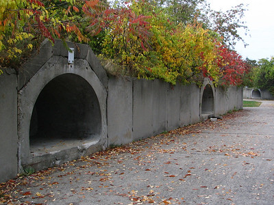 Fort Pickering, WWII-era addition to house munitions