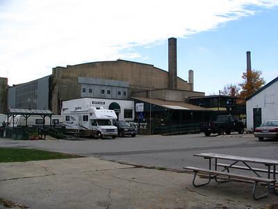 USCG Salem hanger and store