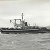 Salvage Chief,Captain Reino Mattila,Owner FZred Devine,Ship Built 1945,Made One Landing World War II,
