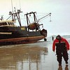 Persistence Built 1977 Bender Aground  1993 Fred Divine Diving and Salvage Refloated