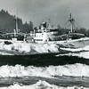 Cap Tyannis S,Grounded Clatsop Spit,Columbia River Bar,Refloated By Salvage Chief,Oct 1967,