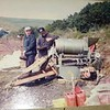 1975 Salvage Chief Reino Mattila Don Floyd Mining Gold 1975 Imuruk Basin Above Port Clarence Alaska