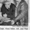 1952,Capt  Vince Miller,First Skipper Salvage Chief,Right Fred Devine,Yorkmar Job,
