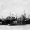 Invasion Landing World War II,380,Salvage Chief,Bow Open Unloading Equipment,