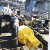 Recovered Experimental Sea Bouy,Delivered Astoria,Salvage Chief,