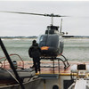 Salvage Chief  Columbia Helicopter  Pilot  Warren Fortier  Mr Chips Barge Job
