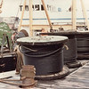 Anchor Wire Drums In Salvage Chief,1 75 Inch Diameter by 2000 Foot Long,Each Drum,6 Total,