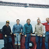 Salvage Chief  Dave Floyd  Joe Pick  Jack Bartlett  Jim Austin  Floyd Michels  Golden Gate Bridge