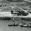 1950,Devine Dock,7010 N E Marine Drive Portland,Fred Devine House Background,Tug Salvage Chief,Navy L C I,First Headquarters For Company,