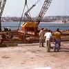 Salvage Chief,Crane Barge San Pedro,Tanker Sansinea Jog,76-77,