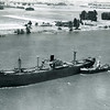 Salvage Chief,Delivering Liberty Ship To Portland,After  W W II,