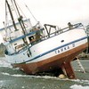Tarka II Built 1974 Nichols Bros  Freeland Washington Charles Dye  Tim Kennedy William Currie Refloated By Fred Devine Diving and Salvage