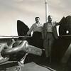 Reino Mattila,Fred Devine,Captain And Owner Salvage Chief,Great Team,1950's,