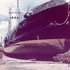 Salvage Chief,Drydocked 1962,Portland Oregon,Fred Devine,Reino Mattila,