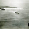 1952,Yorkmar Hard Aground,Salvage Chief Refloating Her,Washington Coast,By Point Brown,