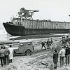 Barge Koko Head 1967,Longbeach Washington,Pulled Her Free to Live Another Day,Salvage Chief,