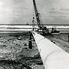 Outfall Pipe Layed 2475 Ft  Into Ocean,1977 Tillamook Ore,Salvage Chief,Completed Less Than One Day,