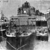March 1984 Columbia River,Tanker Mobiloil Aground Rock Reef,Refloated Salvage Chief,