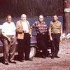 Ed Salmi,Fred Devine,Reino Mattila,Jimmy Ray,Salvage Chief,Pic Taken 1960's,