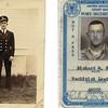 Richard Dick Floyd  Merchant Marines  Miki Tugs WW II Later Salvage Chief