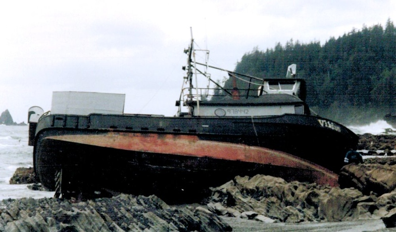 Viking Built 1991  Robert Moss Jr  Fred Devine Diving and Salvage