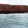 Grounded Container Barge In  Alaska,Refloated Salvage Chief,