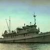 Miki Tug, LT 214, U S A,Captain Reino Mattila,Built 1944 Tacoma,Served Europe 1944 1948,