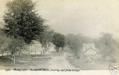 Montville (Sandisfield) Ma Looking East