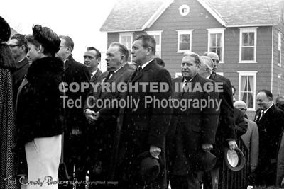 Scott Lucas Funeral Coverage February 1968