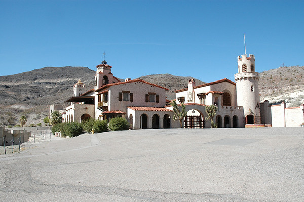 Scotty's Castle - Death Valley National Park