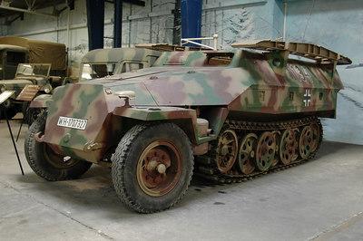 SdKfz 251/7D - Saumur