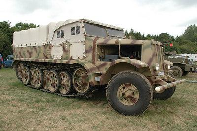 SdKfz 9 - Famo