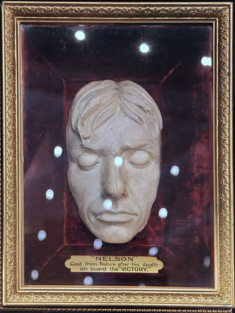 """The """"Death mask"""""""