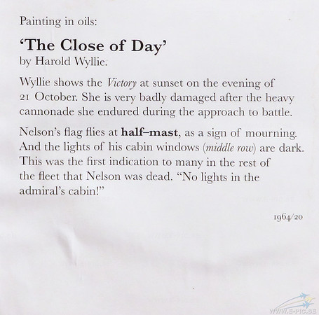 The Close of day