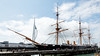 HMS Warrior and Spinacker tower